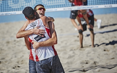 Canada and beach volleyball – a match made in heaven